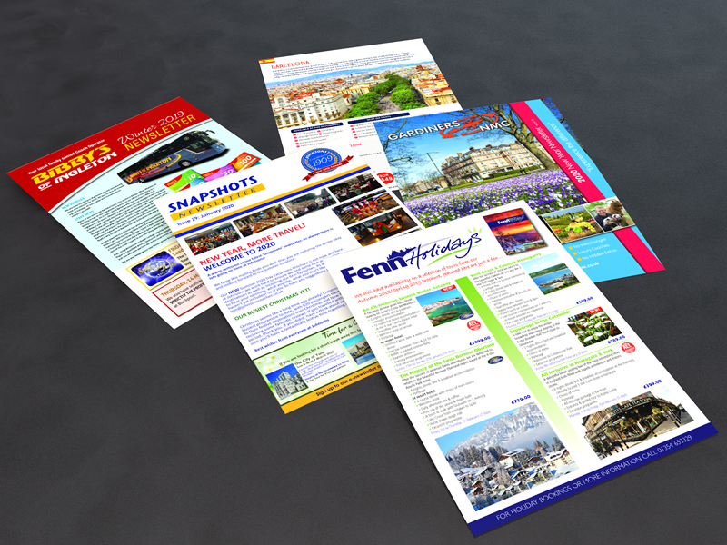 Leaflets & Newsletters