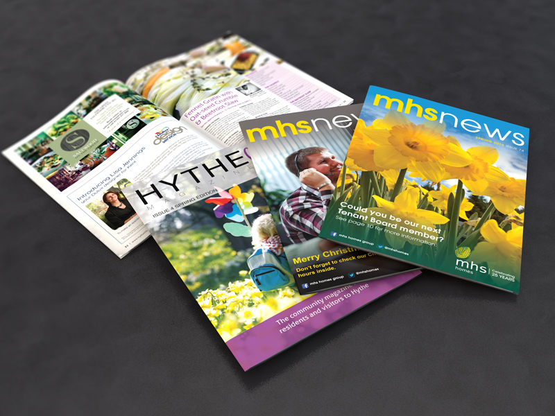 Quarterly Brochures