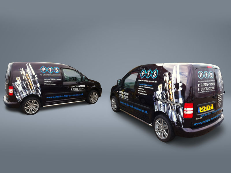 Vehicle Graphics & Signage